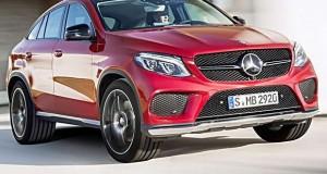 Mercedes-Benz amplia a linha com o SUV GLE Coupé
