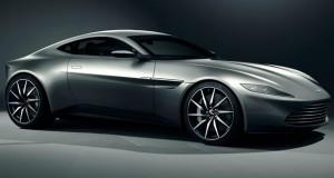 Conheça o novo Aston Martin de James Bond