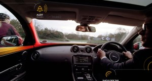 Jaguar Land Rover cria tecnologia que alerta motorista sobre ciclistas