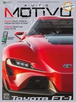Capa da edição de Janeiro de 2015 da revista AutoMOTIVO