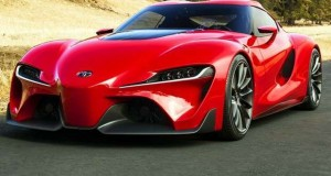 Toyota FT-1, o concept que é quase um Fórmula 1