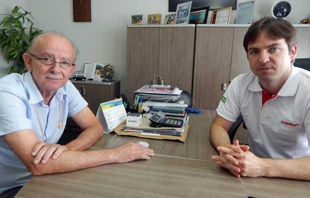 Arno e Leonardo Fiamoncini, da Fiamon
