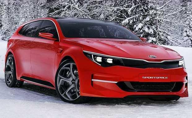O concept SUV Kia Sportscape