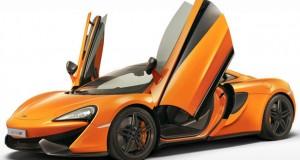 Veja aqui a McLaren 570S, que estréia amanhã em Nova Iorque