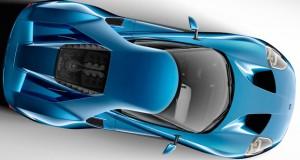 Ford GT:  renascendo ainda mais belo aos 50 anos