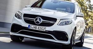 Mercedes-Benz lança sua nova linha de SUVs