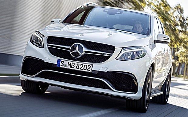 Mercedes-Benz GLE 2016, modelo renovado de SUV com nova frente