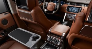 Linha Autobiography é referência em luxo da Range Rover