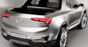 Hyundai Santa Cruz, o conceito de pick-up idealizado para as cidades
