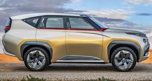 SUVs: Mitsubishi Concept GC-PHEV revela o que vem por aí