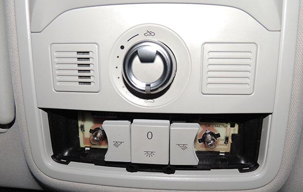 Instalação de acessórios no VW Jetta