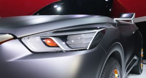 Concept Nissan Kicks também vai estar no Salão de Buenos Aires