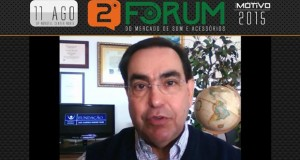 Prof. Marins convida para sua palestra no 2º Fórum de Som e Acessórios