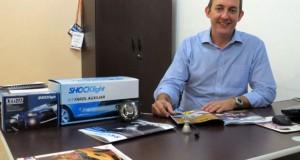Shocklight cresce apostando em faróis de qualidade