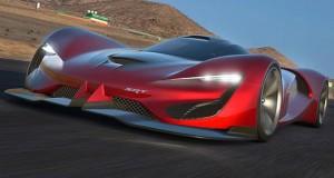SRT Tomahawk Vision Gran Turismo, concept em ritmo de game