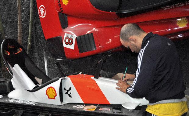 AC Design - Simulador Fórmula 1