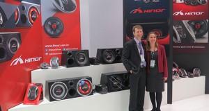 Fornecedores de som e acessórios participam da Eletrolarshow