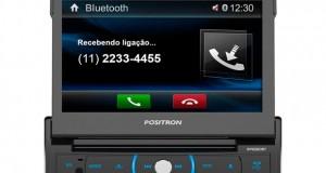 Pósitron passa a oferecer Bluetooth em toda a linha de som automotivo