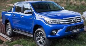 Conheça a próxima geração da Toyota HiLux