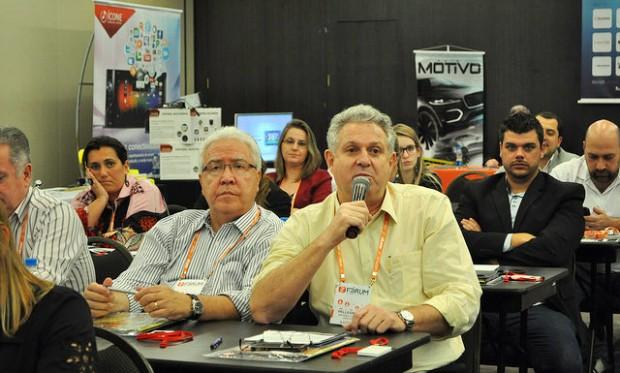 Debates foram uma das atrações do Fórum do Mercado de Som e Acessórios