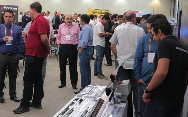 Os últimos lançamentos em som e acessórios foram apresentados por diversas empresas fornecedoras durante o Fórum do Mercado de Som e Acessórios