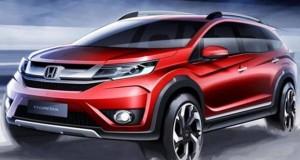Honda apresenta novo SUV no Salão da Indonésia