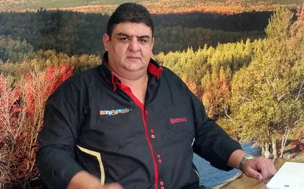 José Luiz Leandro, da  JLA Representações, representante de empresas de som e acessórios automotivos