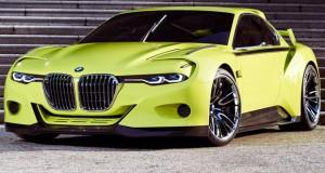 BMW 3.0 CSL Hommage, releitura de um clássico