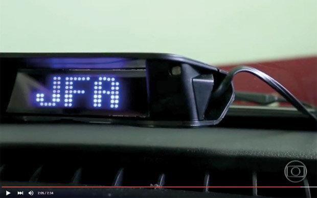 Acessório automotivo da JFA é destaque no programa AutoEsporte, da rede Globo