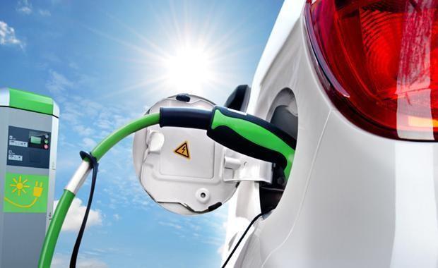 Carrregamento de bateria de veículo elétrico ou híbrido