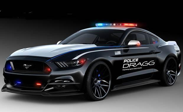 Veja 10 Mustangs levados pela Ford para o SEMA Show 2015