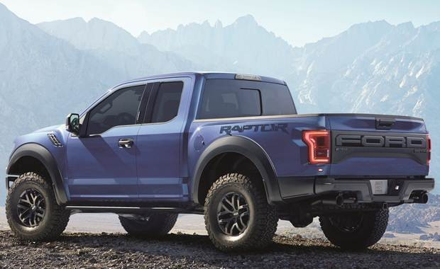 Pick-up Ford F-150 Raptor 2017