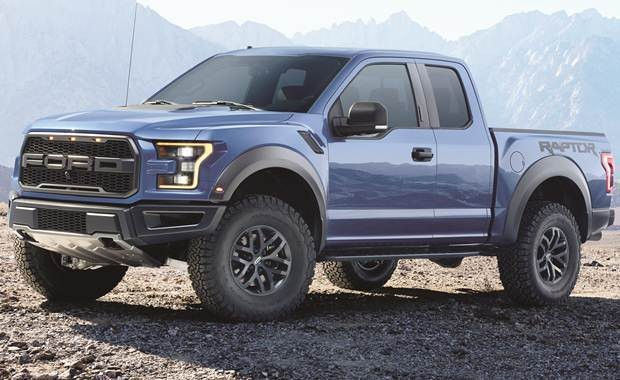 Pick-up Ford F-150 Raptor