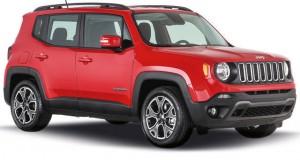 Equipando um veículo Premium: o SUV Jeep Renegade