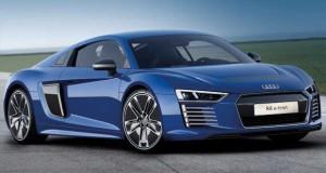 Audi R8 e-tron: de tirar o fôlego