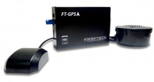Navegador GPS compacto FT-GPS da Faaftech