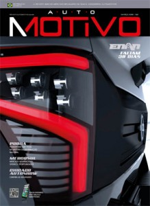 Edição nº 102, de janeiro de 2016, da revista de som e acessórios AutoMOTIVO