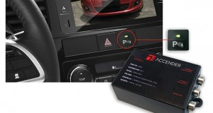 Acionamento automático para sensor de estacionamento e câmera dianteiros