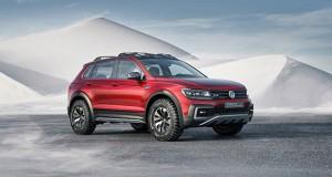 Volkswagen Tiguan GTE Active Concept – SUV elétrico com plataforma modular