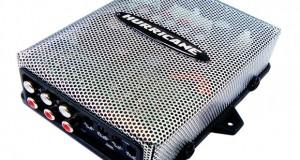 Amplificador H 400.4D, da Hurricane