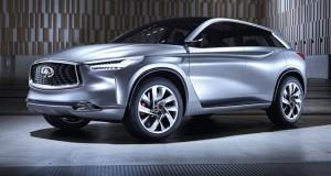 Infiniti QX Sport Inspiration explora o futuro dos SUVs