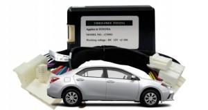 Interface Multimídia para Corolla e Hilux, da Caska