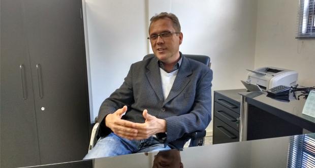 Sérgio Mallman - Diretor da FKS