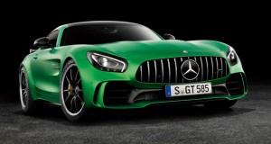 Mercedes-Benz AMG GT R – Direto do Inferno Verde