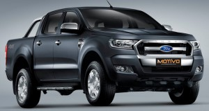 Equipando a nova versão flex da Ford Ranger