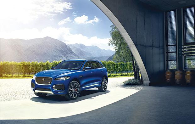 F-Pace - O SUV Premium da Jaguar