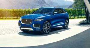 F-Pace – o SUV Premium da Jaguar
