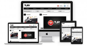 Site da Tury está de cara nova
