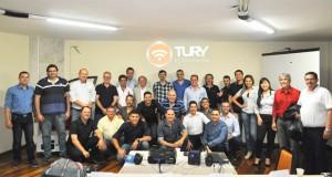 Tury realiza convenção de vendas