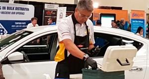 Abrasipa participa de evento automotivo internacional